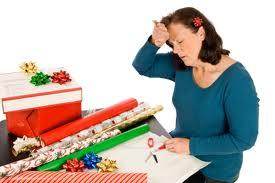 A karácsonyi előkészületek miatt a nők fáradtak, stresszesek és kedvetlenek. Nem tudnak aludni.