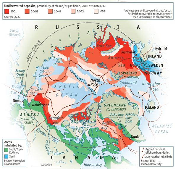 Északi - sarkvidék kétszer olyan gyorsan melegszik, mint bolygónk bármelyik másik része