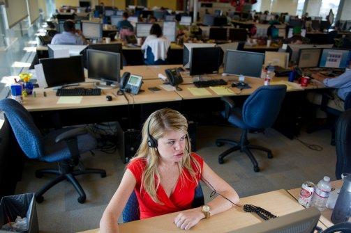 Call center szolgálat