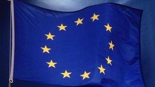 Európai Uniós zászló