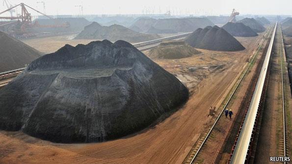 Vasérc bánya
