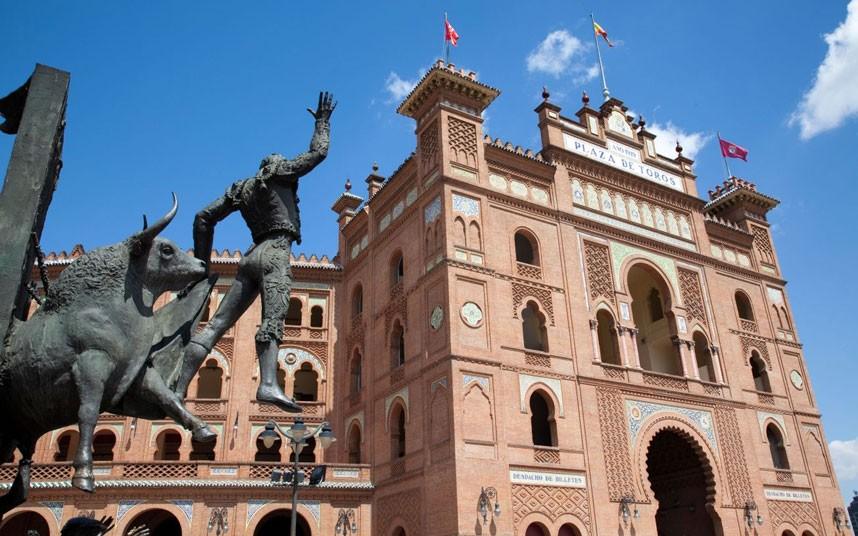 Spanyol épület képe