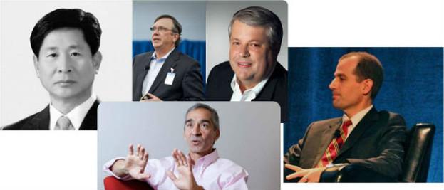 A világ legnagyobb márkáihoz tartozó pénzügyi igazgatók képe