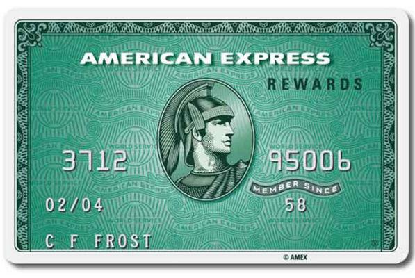 American Express hitelkártya